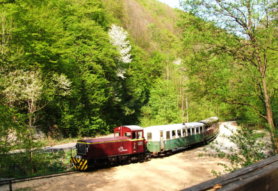 Lillafüred Forest Train